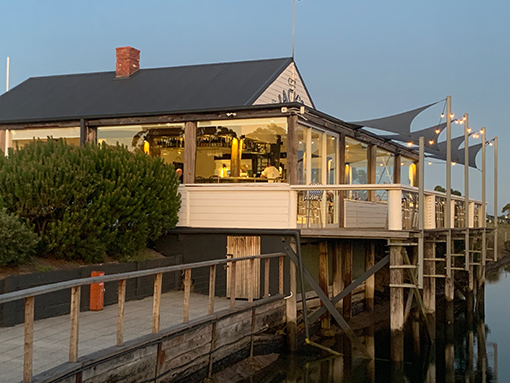 Cptn Jack's Waterfront Dining