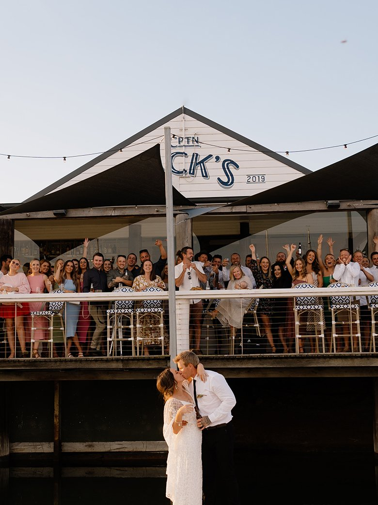 Cptn Jacks Weddings Mornington Peninsula