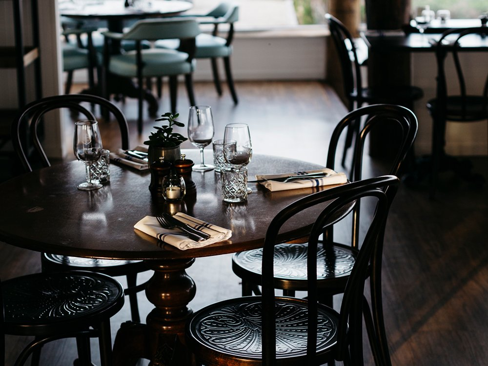 Cptn Jack's Restaurant Interior